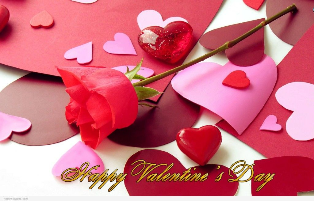 valentine day wallpaper HD 2 1024x656 Happy Valentines Day ...