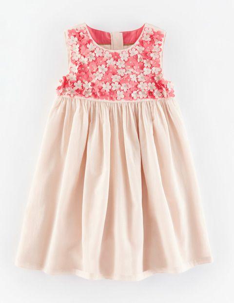 Pretty Flower Party Dress