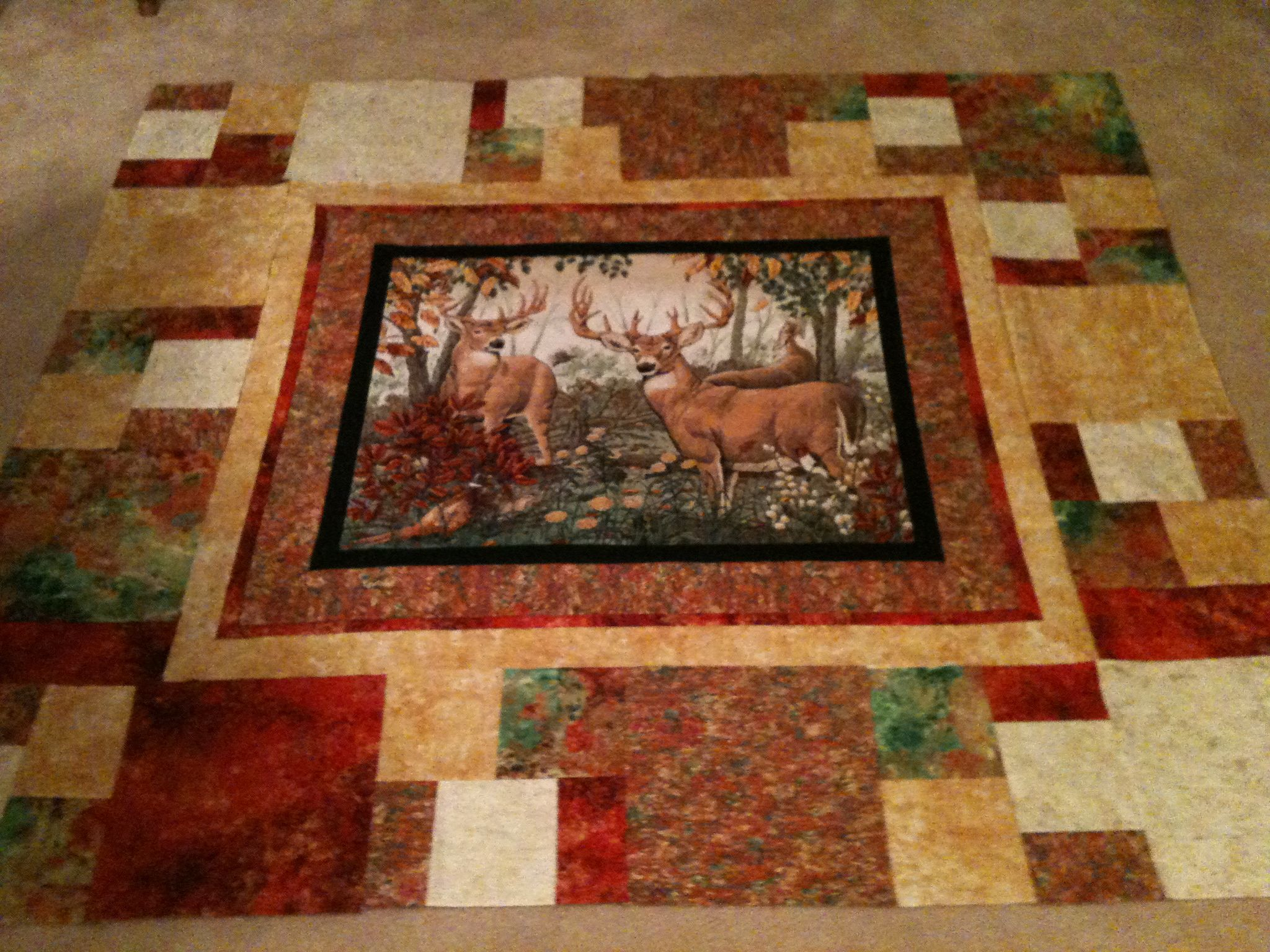 Pin By Lisa Pedlar On Quilts I Made Wildlife Quilts