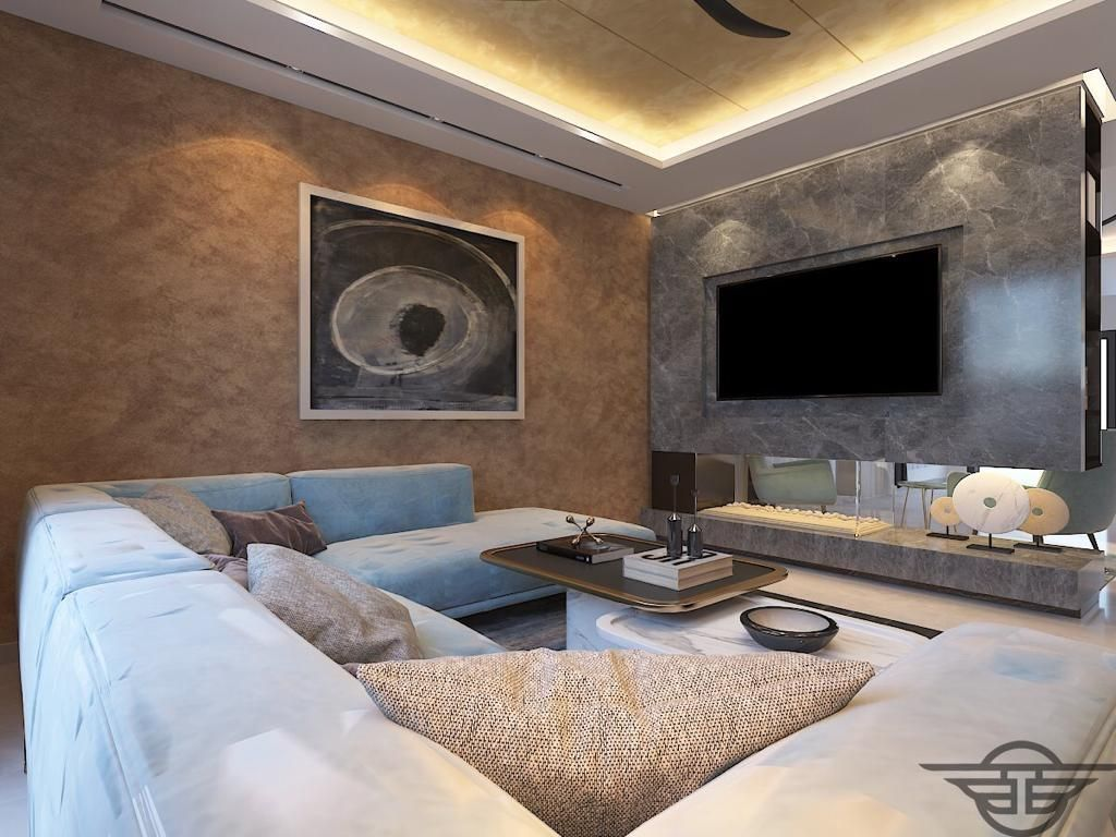 We Design Spaces In Virtual Reality For Interior Designing Where Home Automation Vr 360 Walk Through S And Augmented Reality Are Ou Dream House Interior Interior Designers In Hyderabad Interior Design
