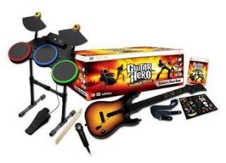 Guitar Hero: World Tour Band