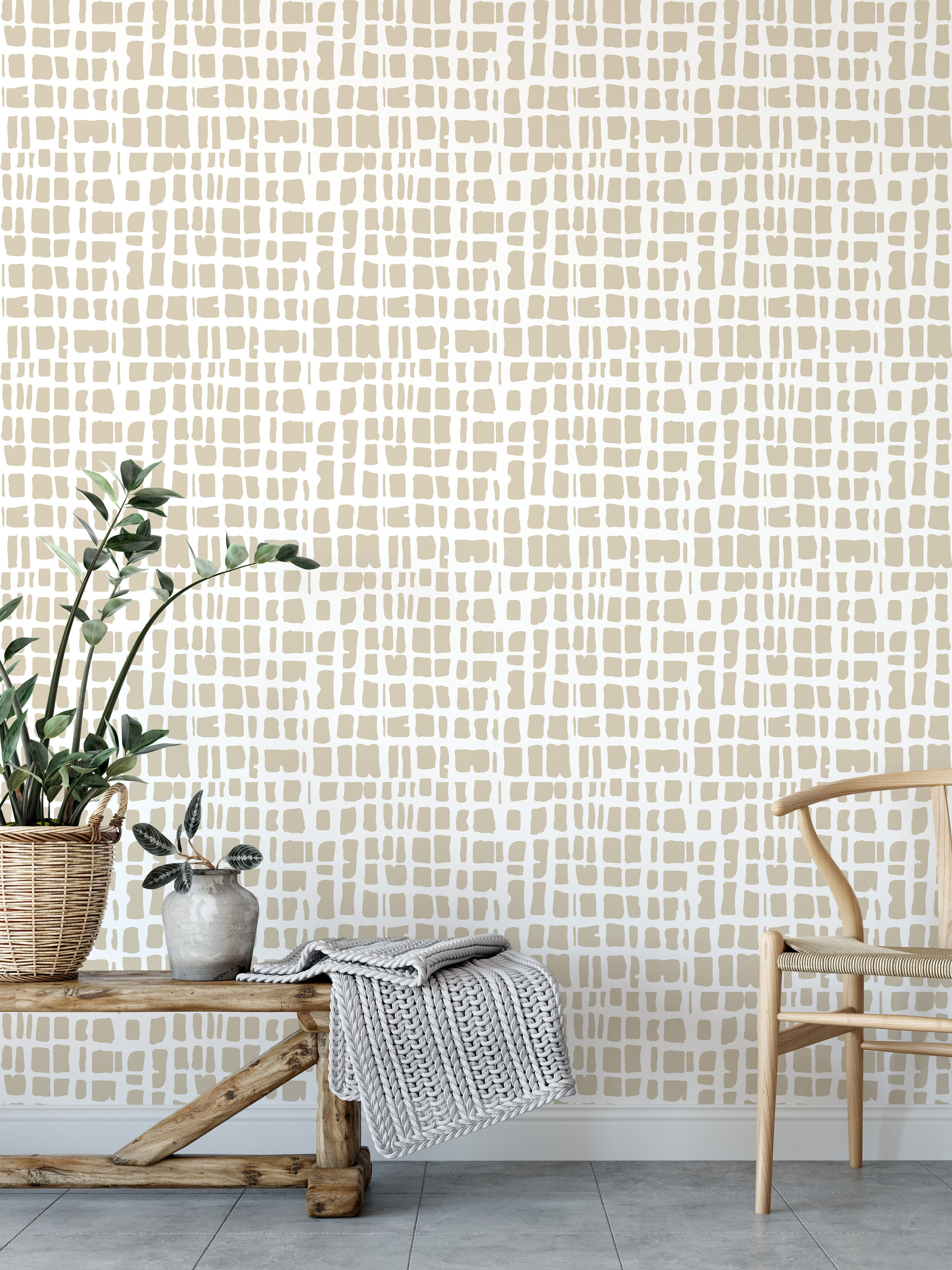 Woven How to install wallpaper, Home decor, Peel, stick