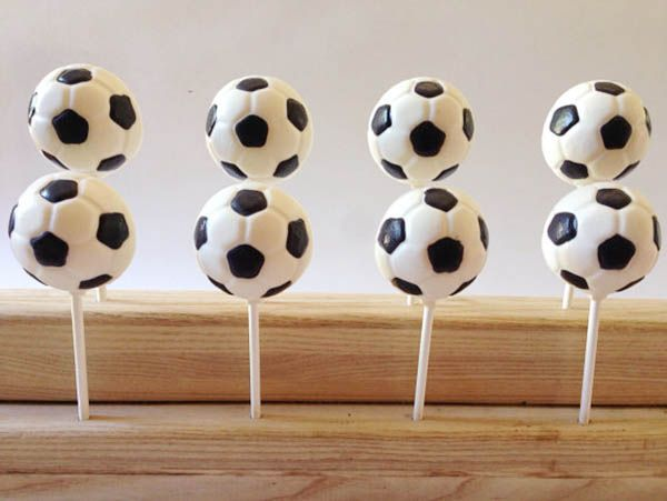 etsy find soccer ball ideas world cup soccer party pinterest cakepops und backen. Black Bedroom Furniture Sets. Home Design Ideas