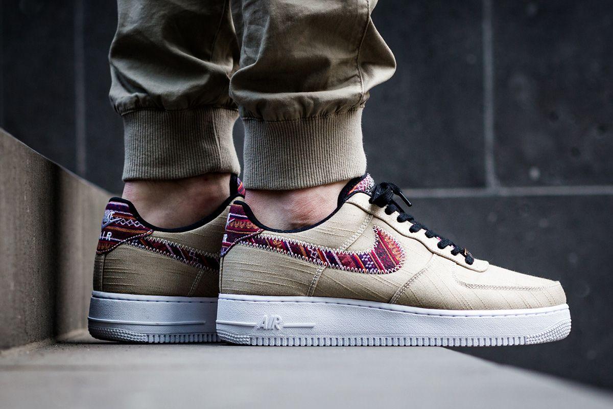 "Nike Air Force 1 07 LV8 ""Khaki†(Afro Punk Pack) - EU Kicks: Sneaker  Magazine"