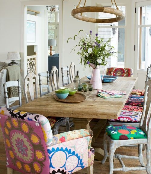 Mixed Dining Chairs  Comedores  Pinterest  Mixed Dining Chairs Best The Dining Rooms 2018