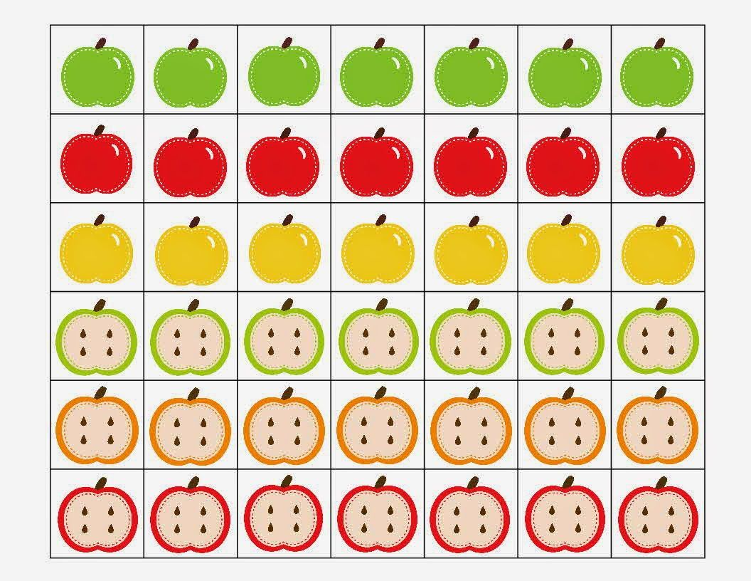 Apple Preschool Printables With Images