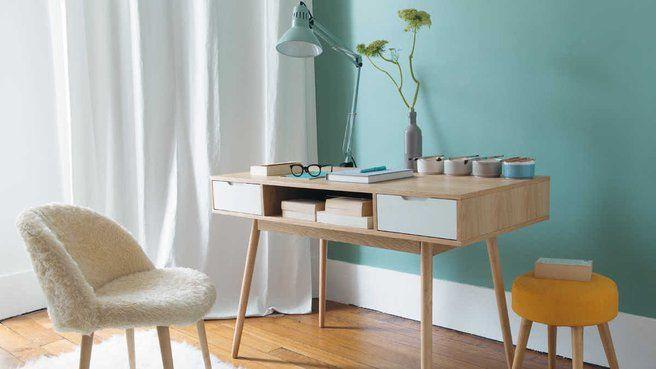 10 inspirations tendance bois clair bureaux scrivania