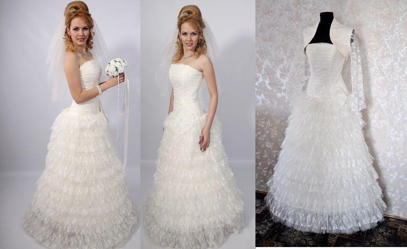 Свадебные платья примерка по записи