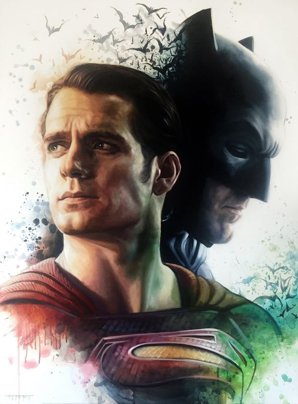 Redskullsmadhouse Batman Batman And Superman Batman Vs Superman
