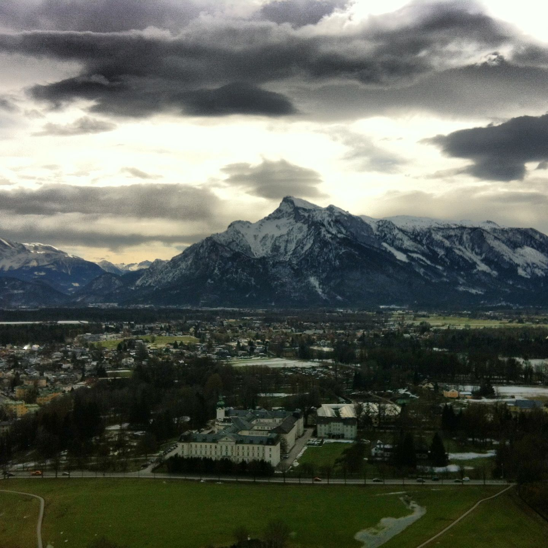 Salzburg, Germany (Austria)...