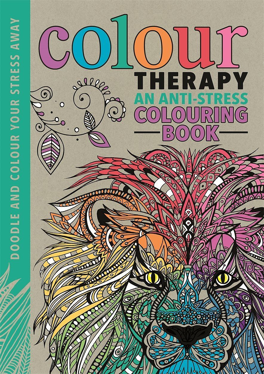 Colour therapy books for adults - Book On Colour Therapy 9