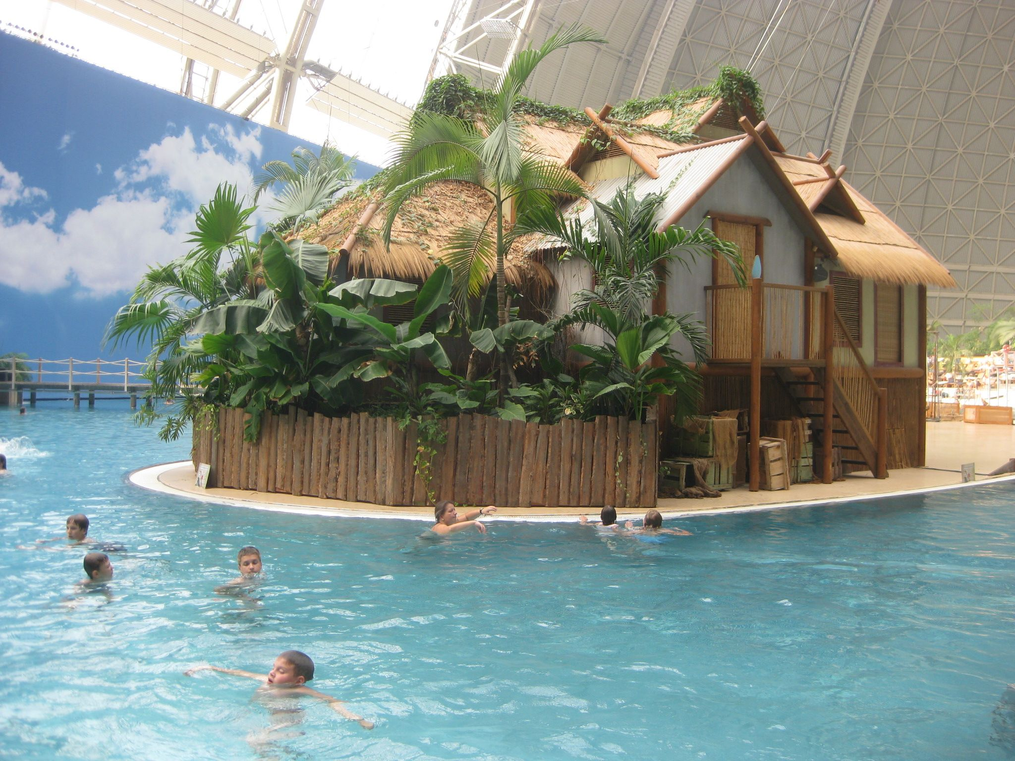 Berlin Tropical Island Ceny