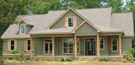 Plan 86275hh 4 Beds And 2 Porches Country Style House Plans Farmhouse Style House Plans Farmhouse Style House