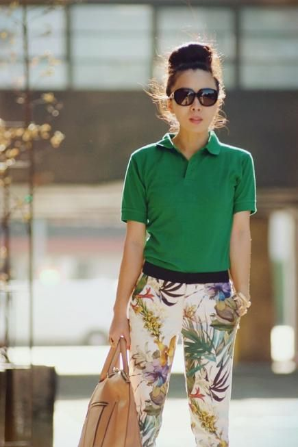 Preppy Polos: 12 Ways to Wear Your Favorite Collared Shirts | Polo ...