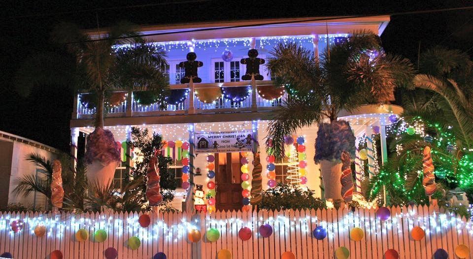 casa la isla at Christmas in Key West   Key West Florida   Pinterest ...