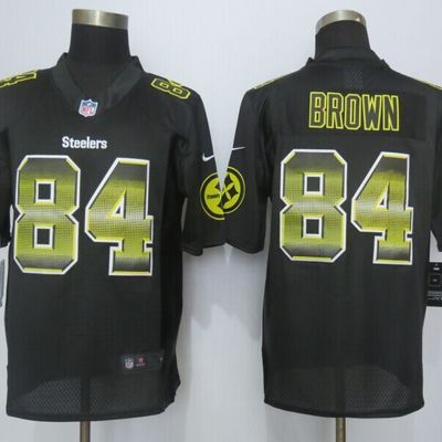 antonio brown color rush limited jersey
