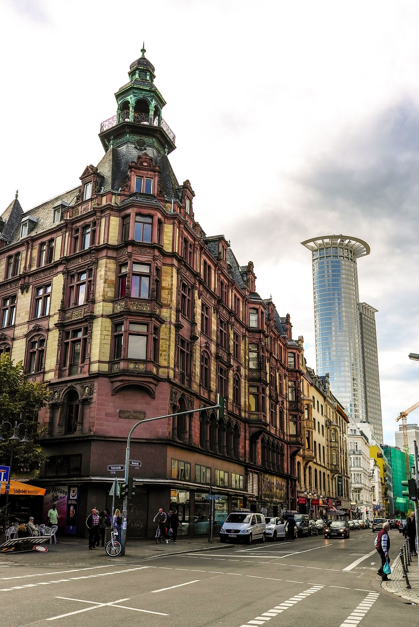 Germany Frankfurt am Main Frankfurt deutschland