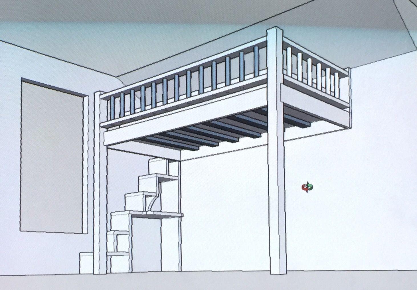 Best Loft Bed Plans With Stairs And Desk Hochbett Jungen 400 x 300