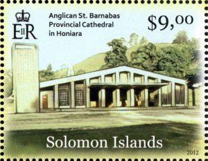 Solomon Islands Cathedrals