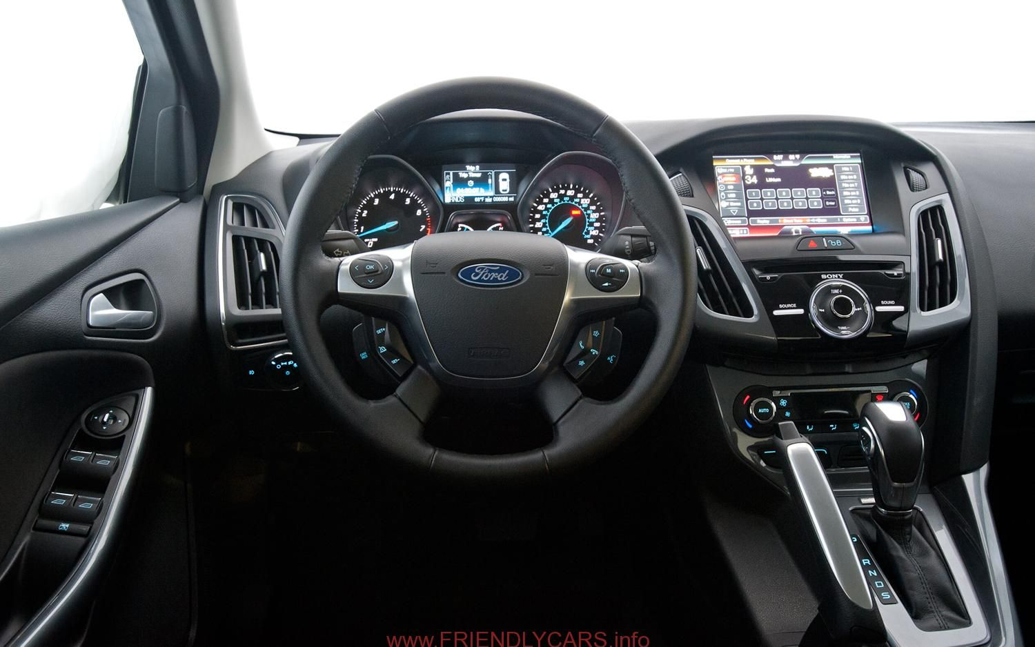 Awesome 2012 Ford Focus Sedan Interior Car Images Hd 2011 Ford