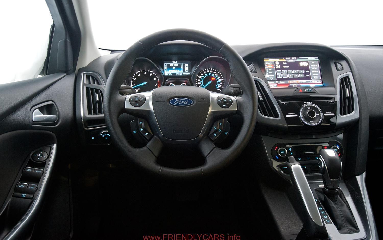 Nice Ford Focus 2012 Sedan Interior Car Images Hd 2011 Ford Focus
