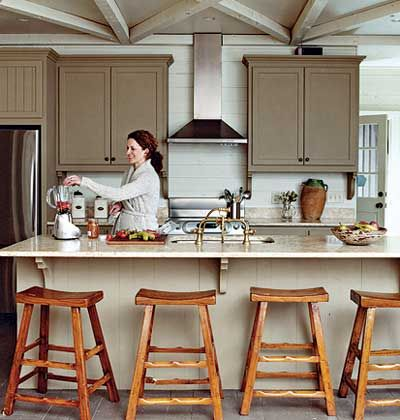 Cottage Living Lake House Kitchen Inspirations