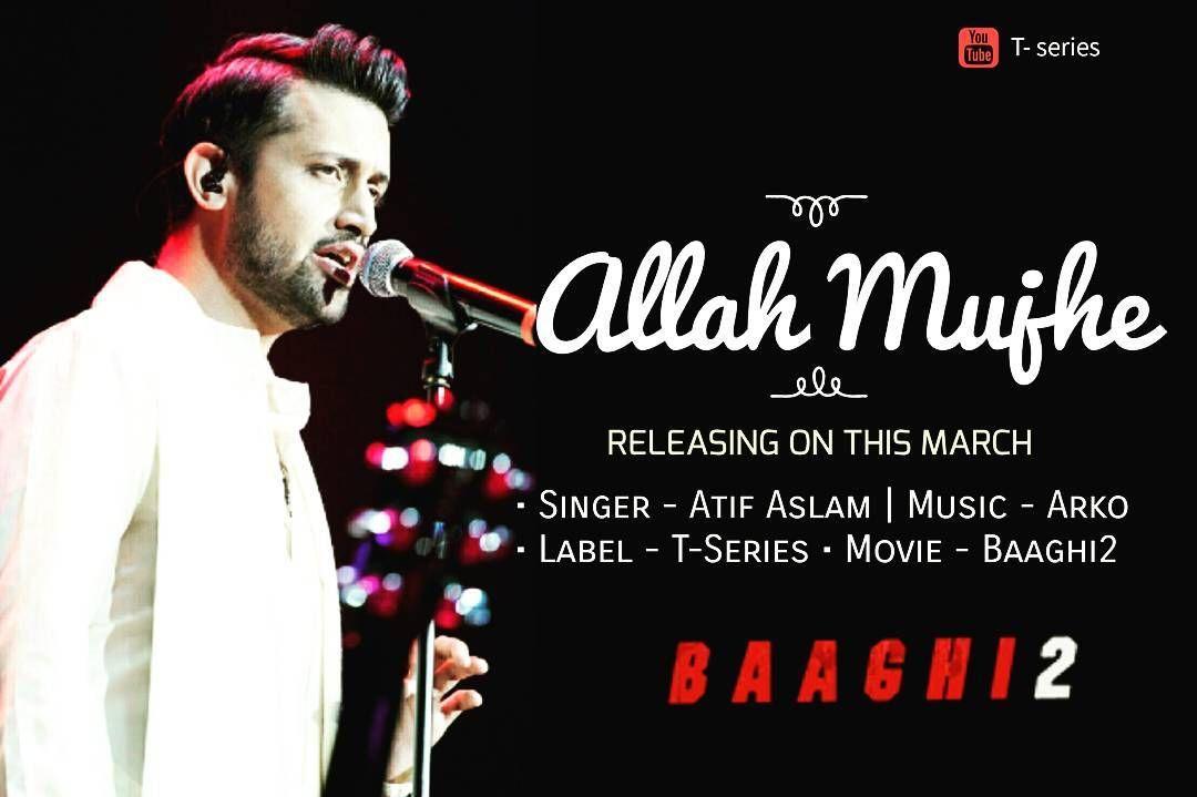 584 Likes 3 Comments Atif Aslam Atifaslam Livehere On Instagram Song Allahmujhe Singer Atifaslam Music Arkopra Atif Aslam Mp3 Song Download Songs