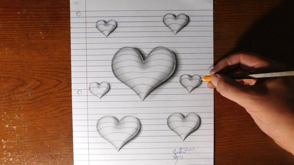 Gerelateerde Afbeelding Colorful Drawings 3d Drawings Step By Step Drawing