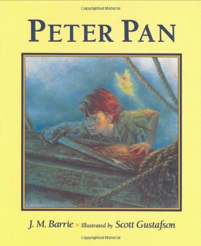 Peter Pan By J M Barrie Http Www Amazon Com Dp 0670841803 Ref Cm Sw R Pi Dp Ntuzub01ch8fm Peter Pan Peter Pan Book J M Barrie