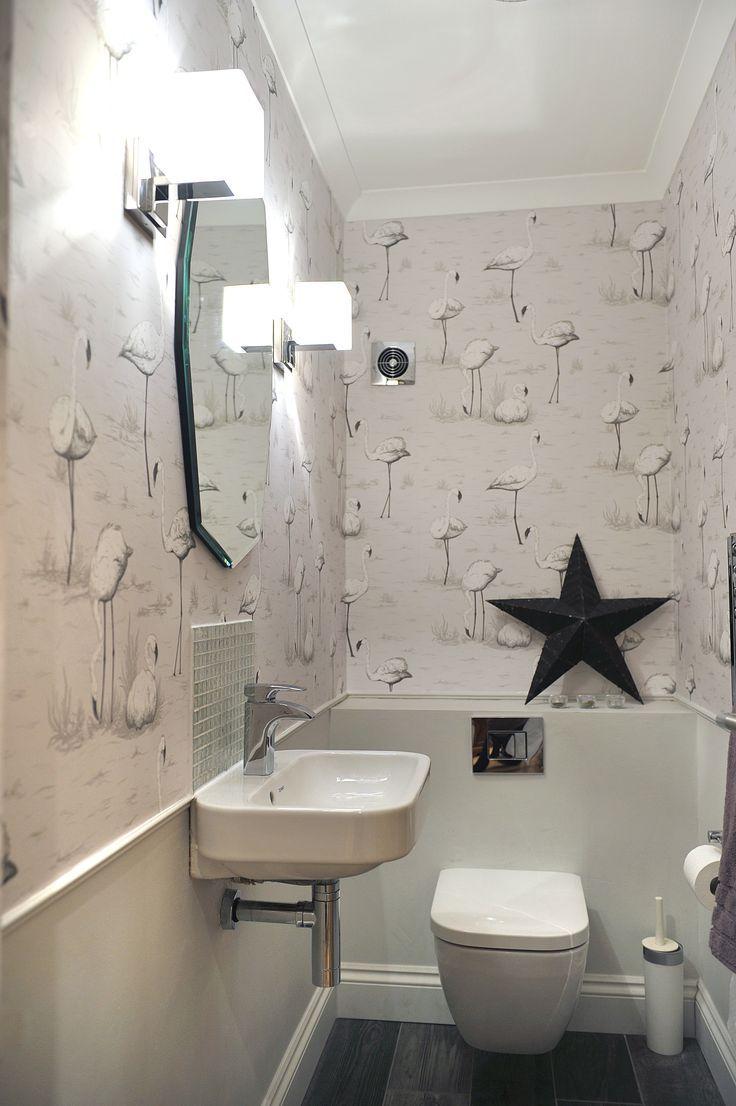 Great Bathroom Wallpaper   Bathroom Wallpaper Ideas Bathroom ...
