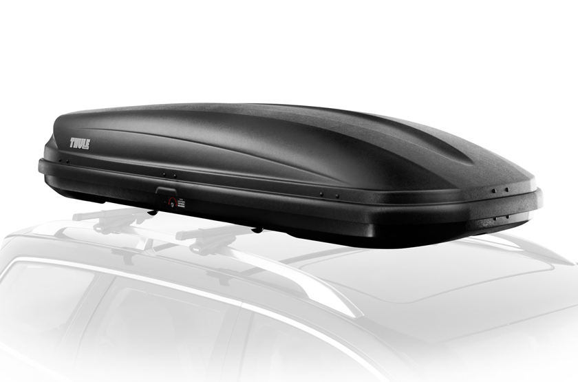 Thule 604 Ascent 1600 Cargo rack, Roof box, Cargo carriers