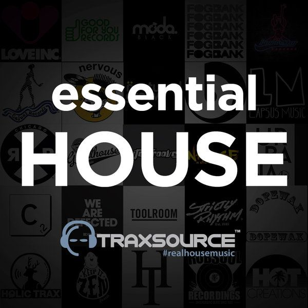 Traxsource house essentials october 3rd 2016 minimal for Essential house music
