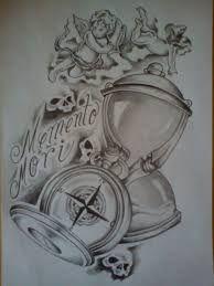Bildergebnis Für Tattoo Uhr Des Lebens Leben Und Tod Tattoo