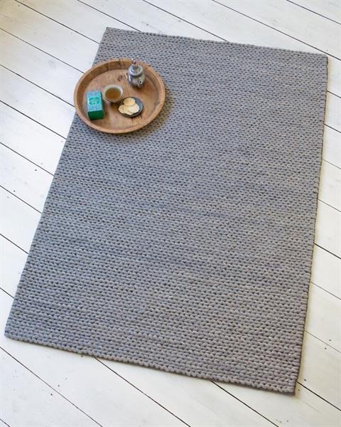 Teppich Strickoptik Wunschliste Pinterest Teppiche - teppich läufer küche