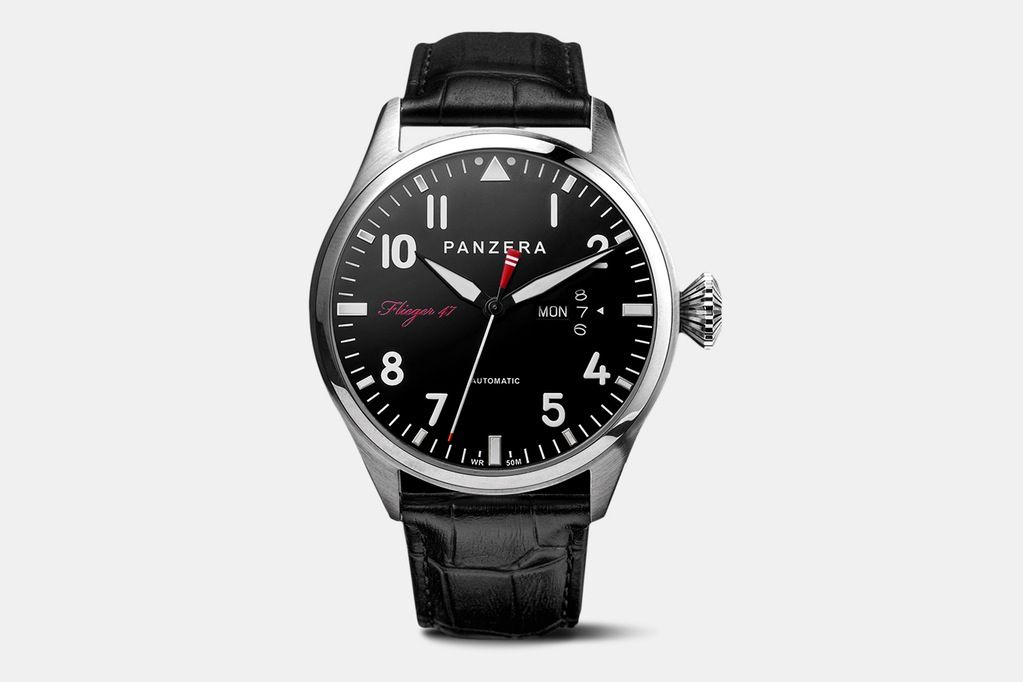 Panzera Flieger 2017 Collection Automatic Watch