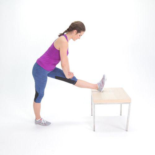 The Exercist Hamstring Stretch Tight Hamstrings Hamstrings