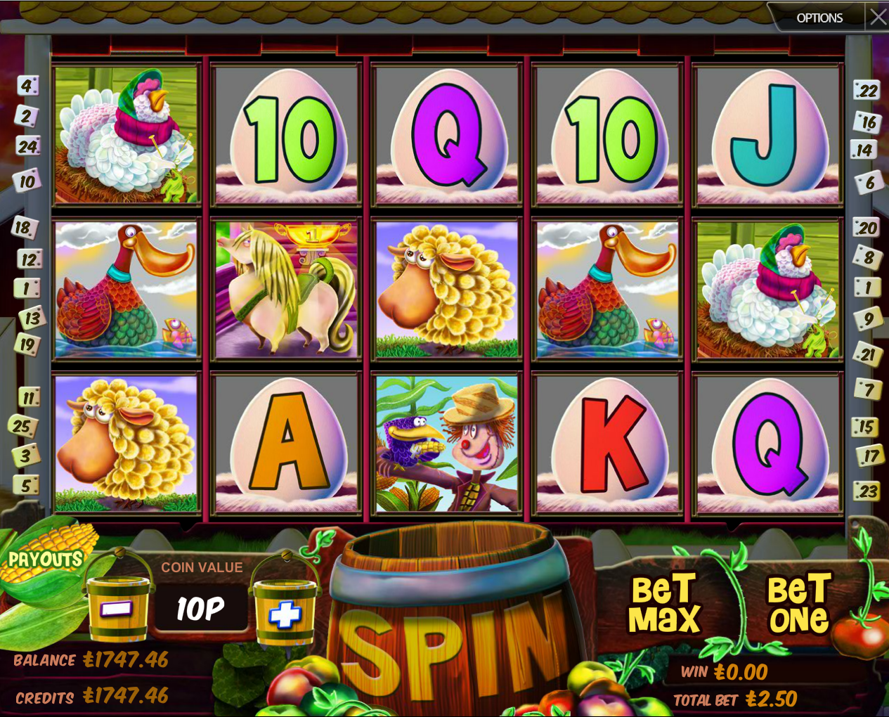 Three Rivers Casino Free Slot Play
