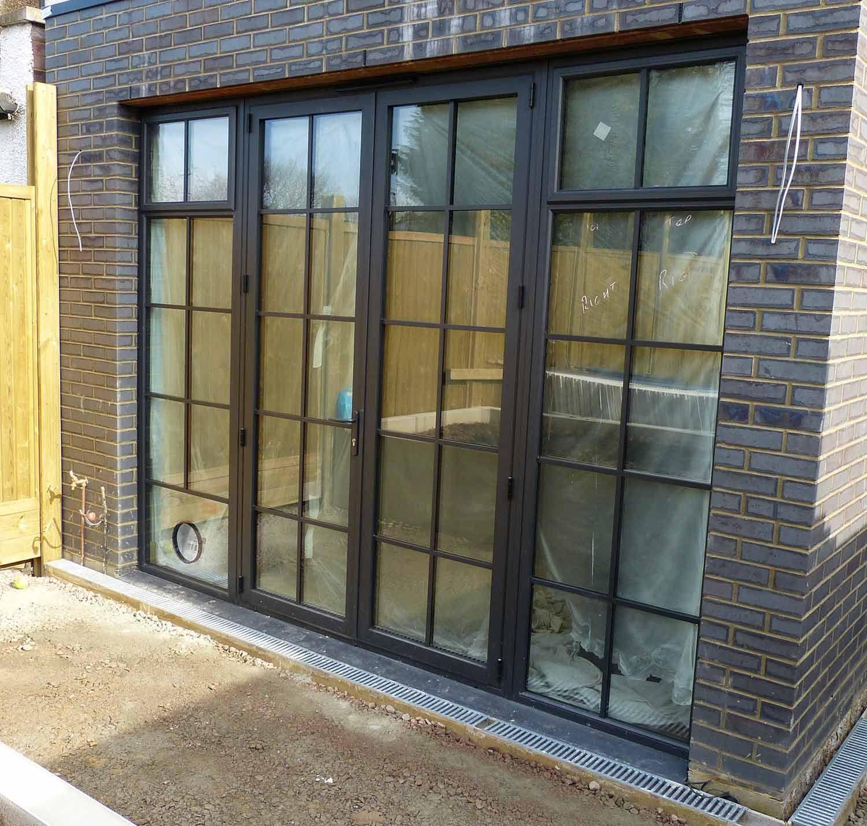 Aluminium Steel Replacement Doors London Surrey Kent