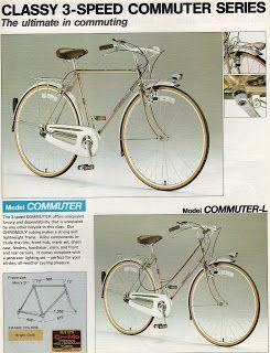 Miyata Bicycle Catalogs: Miyata Catalog 1981 | Things for my