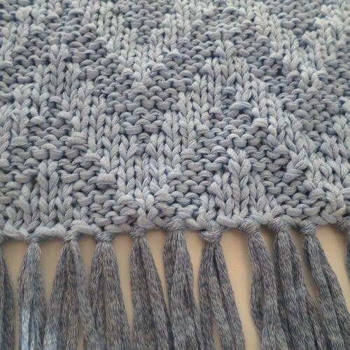 tricot monter les mailles