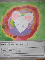 First Grade Class: Wemberly Worried
