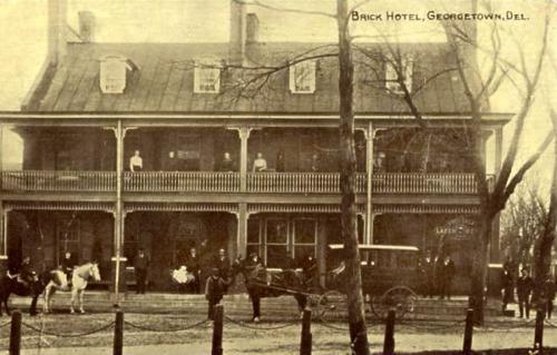 Brick Hotel Georgetown De