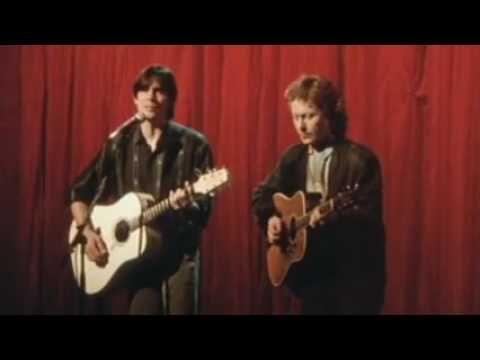 Jackson Browne & Paul Brady - El Salvador - YouTube