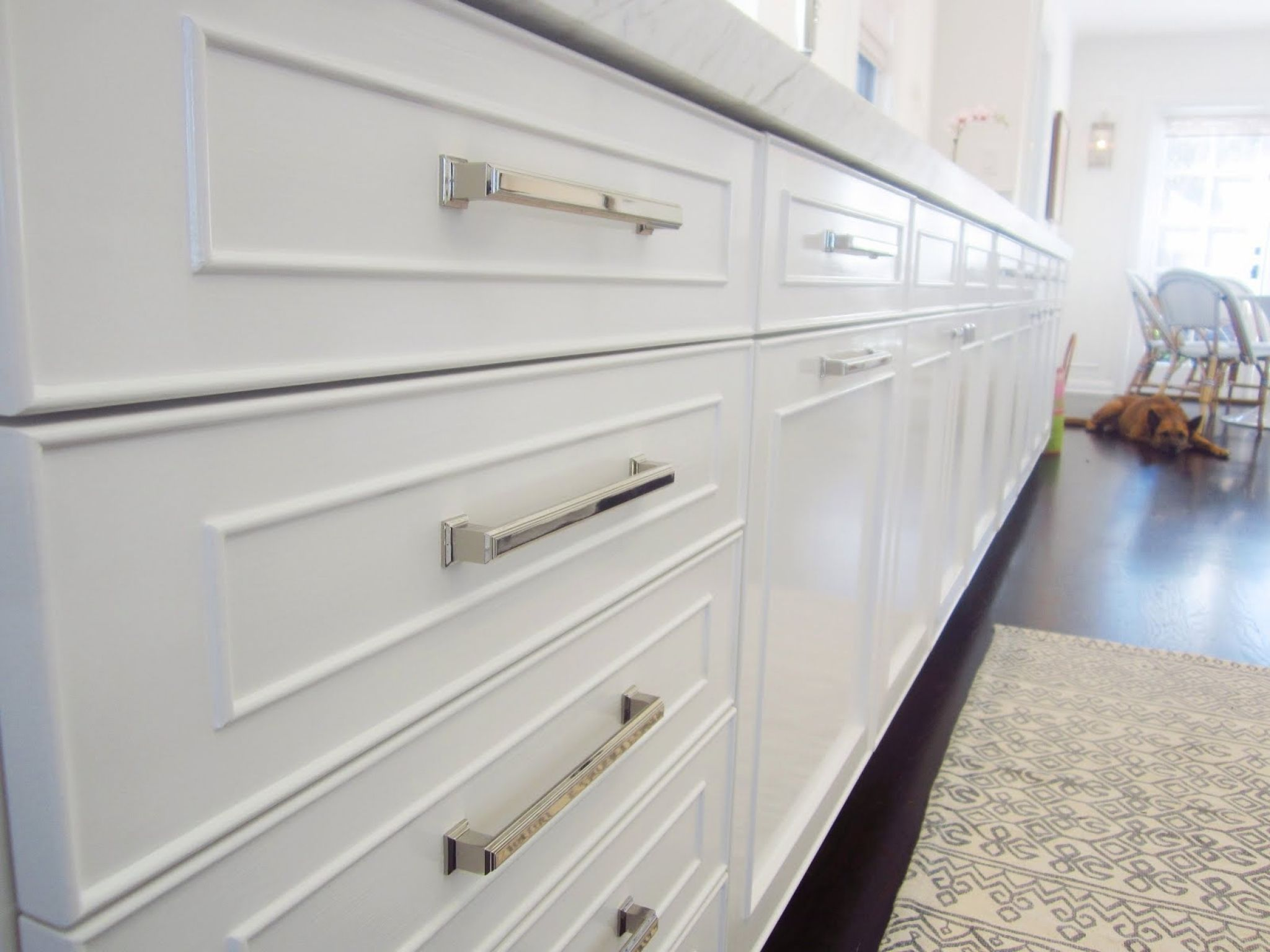 Contemporary Handles For Kitchen Cabinets  Kitchen Counter Top New Kitchen Cabinet Drawer Pulls Inspiration