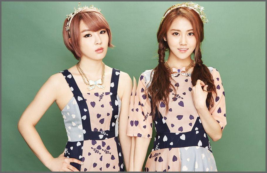 4Minute 2Yoon JiYoon and GaYoon