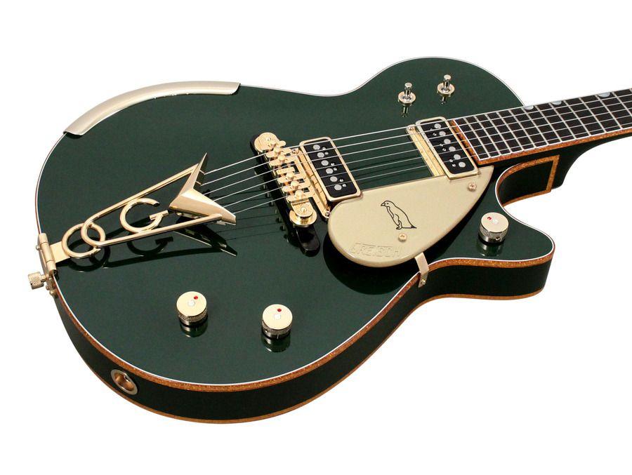 Gretsch Masterbuilt Cadillac Green Penguin Custom Shop | Rainbow Guitars
