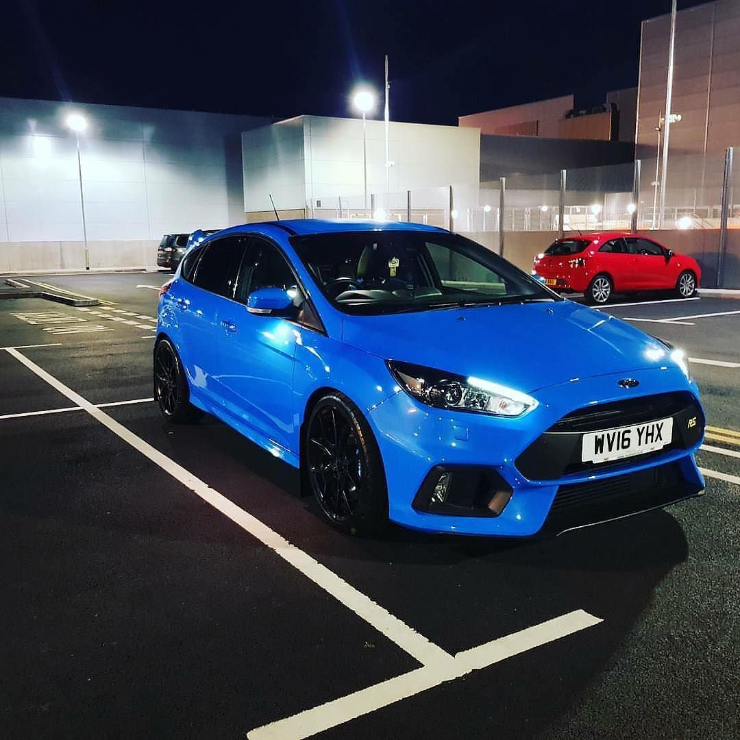 One Of Our Customers Car Looking All Ream Ford Focus Ford Rs