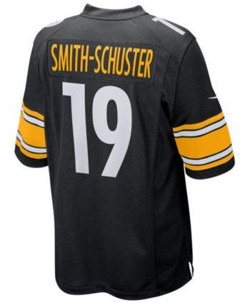 buy online 7119c a2769 Nike Men Juju Smith-Schuster Pittsburgh Steelers Game Jersey ...