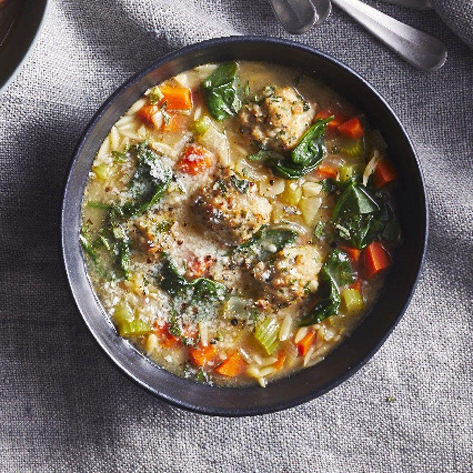 Easy Italian Wedding Soup Recipe Food recipes, Italian