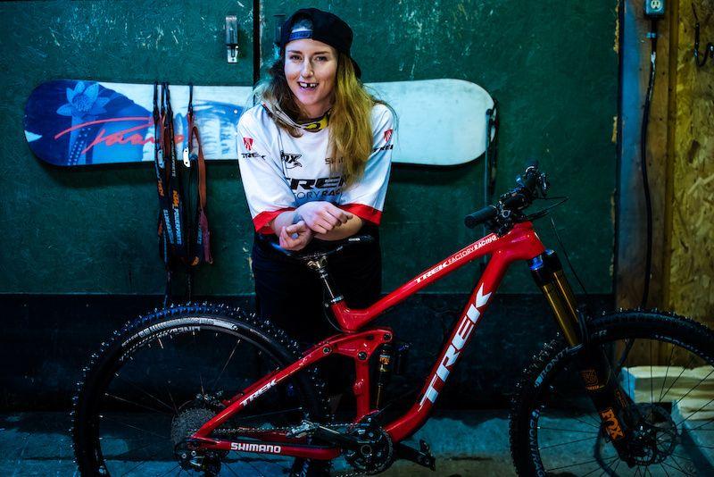 Casey Brown Joins Trek Factory Racing Trek Bikes Social Media